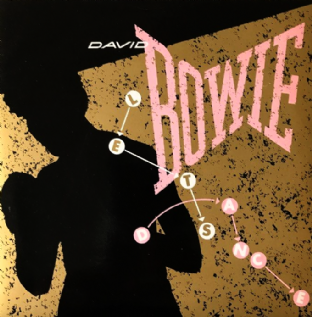"David Bowie - Let's Dance (7"") (EX-/VG+)"